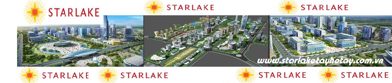 Khu Đô Thị Star Lake Tây Hồ Tây