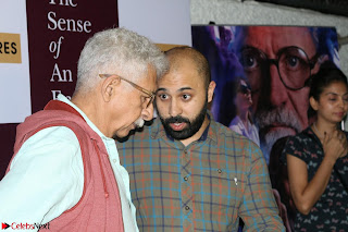 Nimrat Kaur and Naseeruddin Shah at Special Screening Of movie The Sense Of An Ending 09.JPG