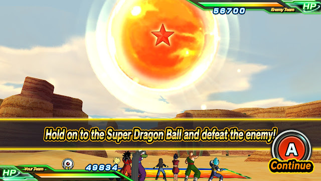 How to farm Dragon Balls in Super Dragon Ball Heroes