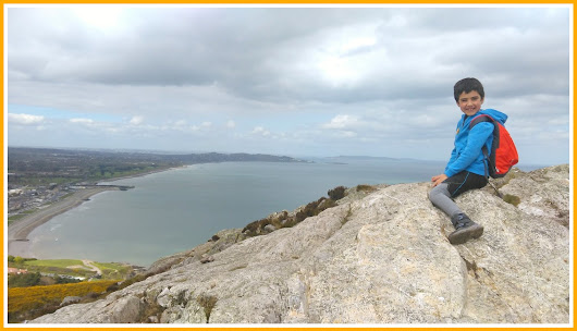 Bray Head - Nice exercise and rewarding views from the top!