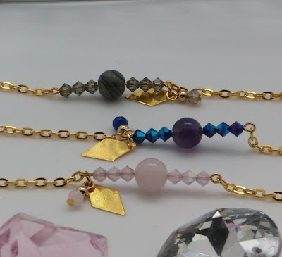 bracelet swarovski, DIY, tutoriel, La Perle des Loisirs