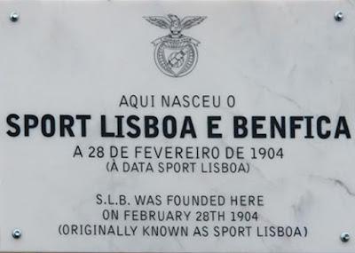 Parabéns Benfica