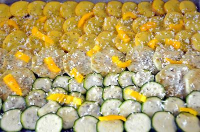 Pečena zelenjava