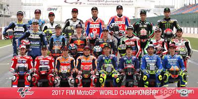 rider motogp 2017