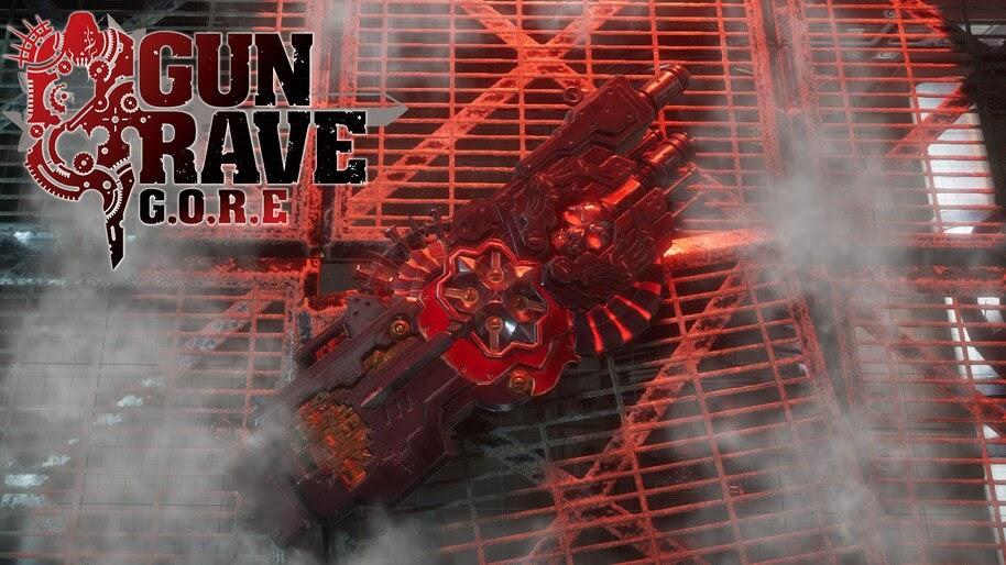 Gungrave Gore Weapon 4k Wallpaper 5554