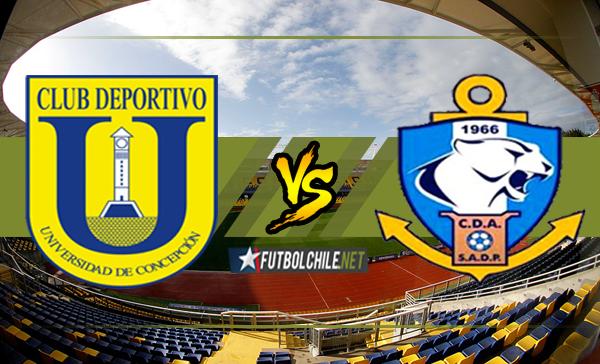 Universidad de Concepción vs Deportes Antofagasta