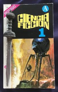 Portada del libro Ciencia ficción 1, de varios autores