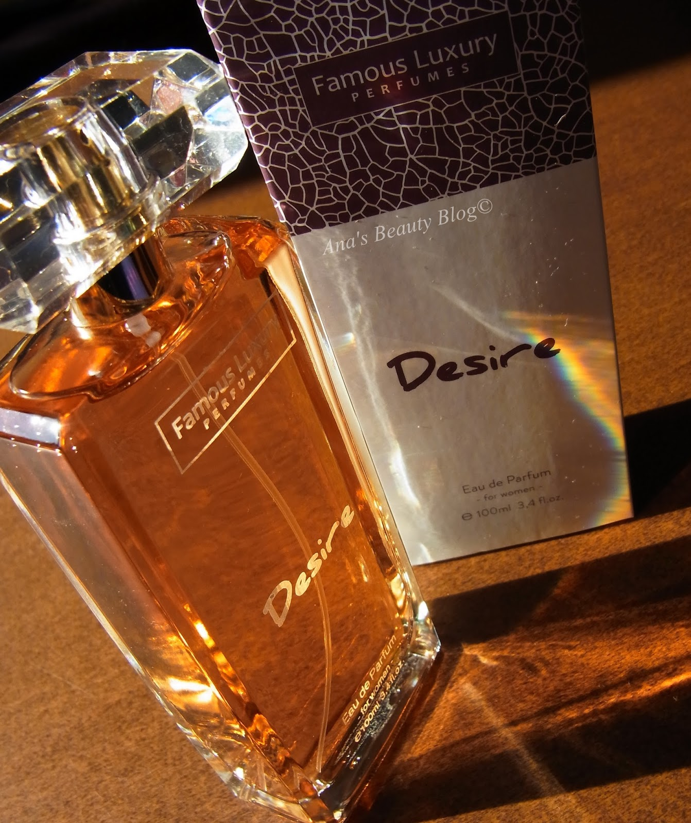 Anas Beauty Blog Review Pafumul Desire Famous Luxury Perfumes
