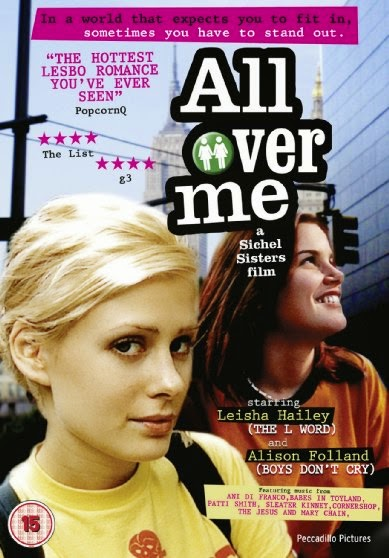 All Over Me Lesbian 28