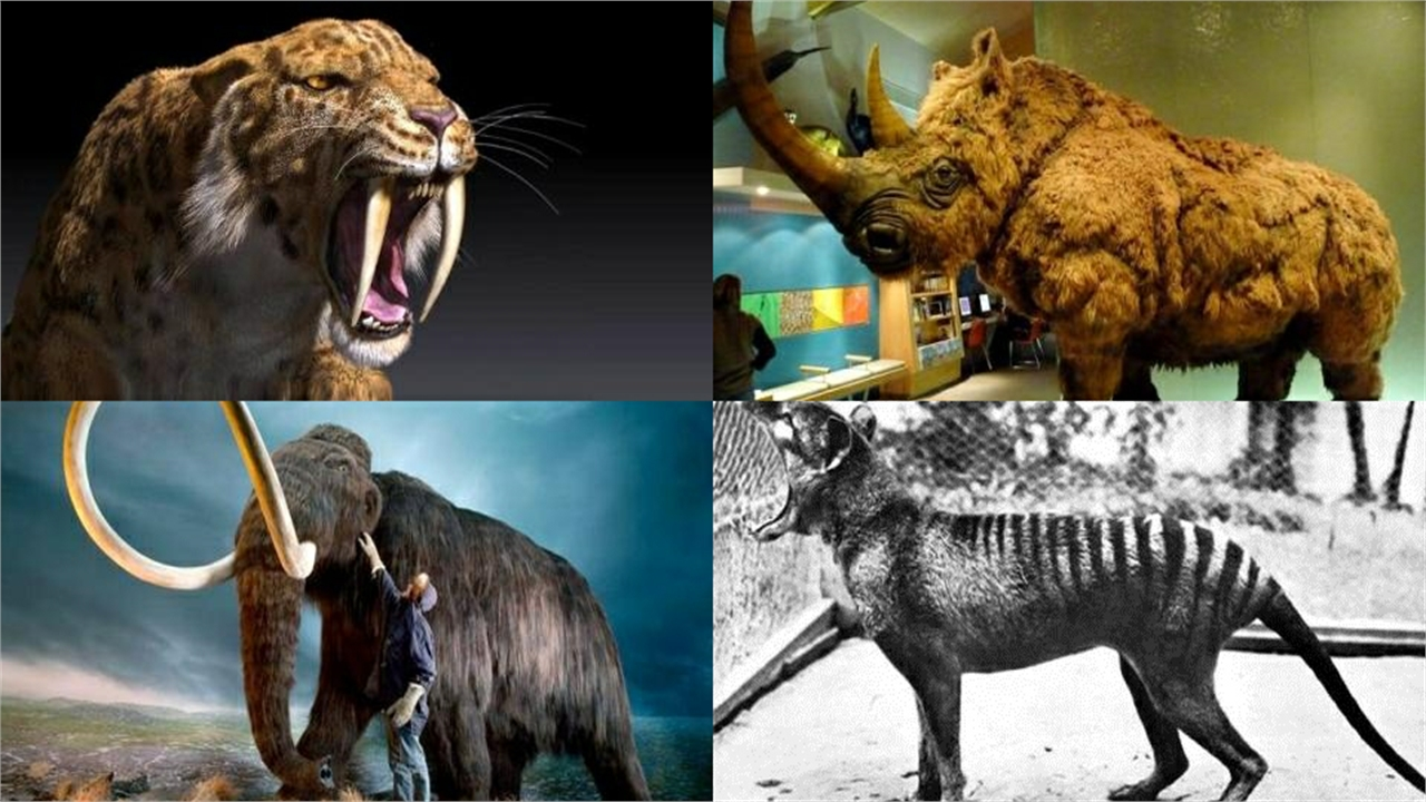 These prehistoric animals can resurrect