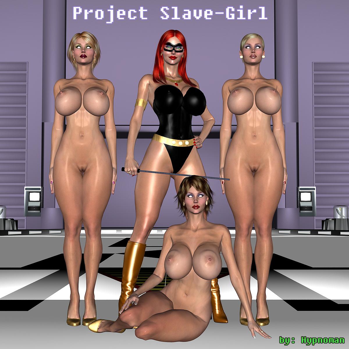 mind control sex slaves