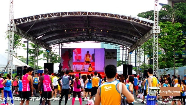 Robinsons Fit and Run
