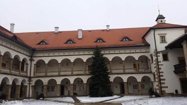 Niepołomice, zamek, król Małopolska