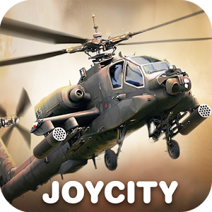 Gunship Battle: Helicopter 3D v2.5.70 Mod Apk [Unlimited Gold/Money/Unlocked]
