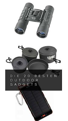 Die 20 besten Outdoor-Gadgets zum Wandern und Trekking von BMA | Dieses Outdoor-Equipment gehört bei jeder Wanderung in den Rucksack | Gear Review