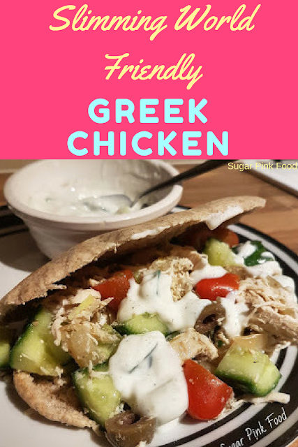 slow cooker greek chicken recipe slimming world