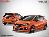 Aksesoris Honda Jazz Bandung 2016