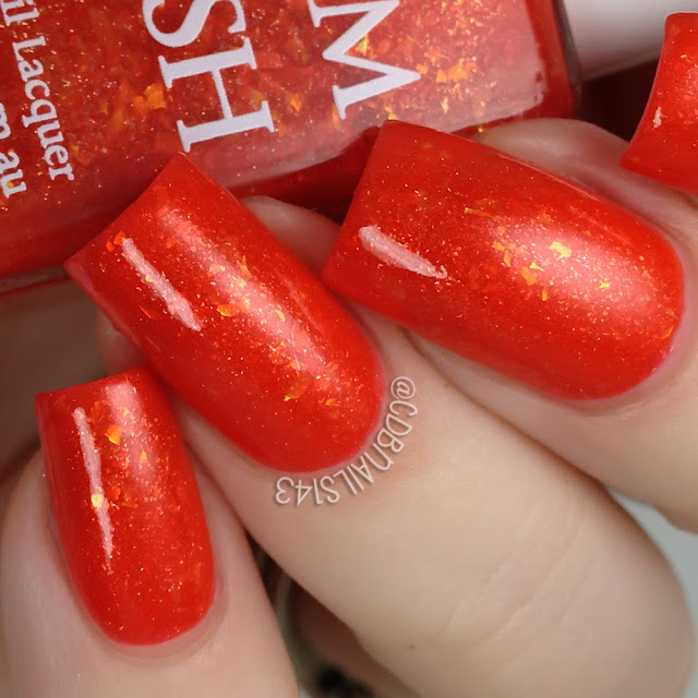 Glam Polish-Say Cheese and Die