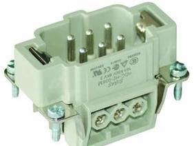 SIBAS HE Series connector 48 pins