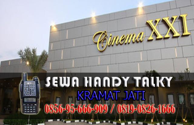 Pusat Sewa HT Kramat Jati Pusat Rental Handy Talky Area Kramat Jati