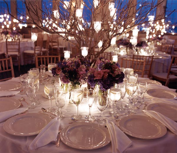 Wedding Centerpieces: Wedding Table Centerpieces