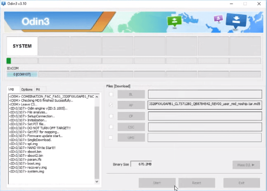 SOLVED] Samsung SM-J320F Unknown Imei Baseband & Network
