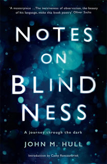 Notes on Blindness Cover