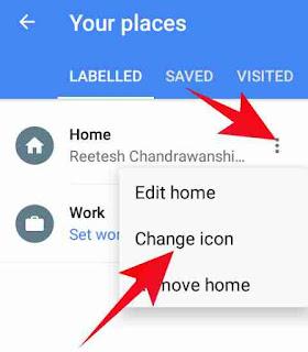 Google map address me icon add kese kare 3