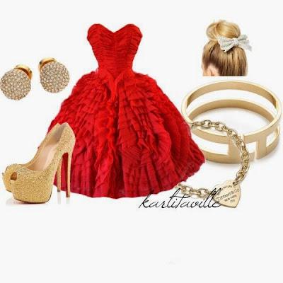 Outfits o Conjuntos para Fiestas de Aсo Nuevo