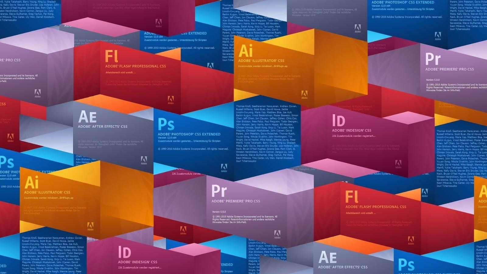 Cara Menambah Masa Trial Adobe - Mannesco