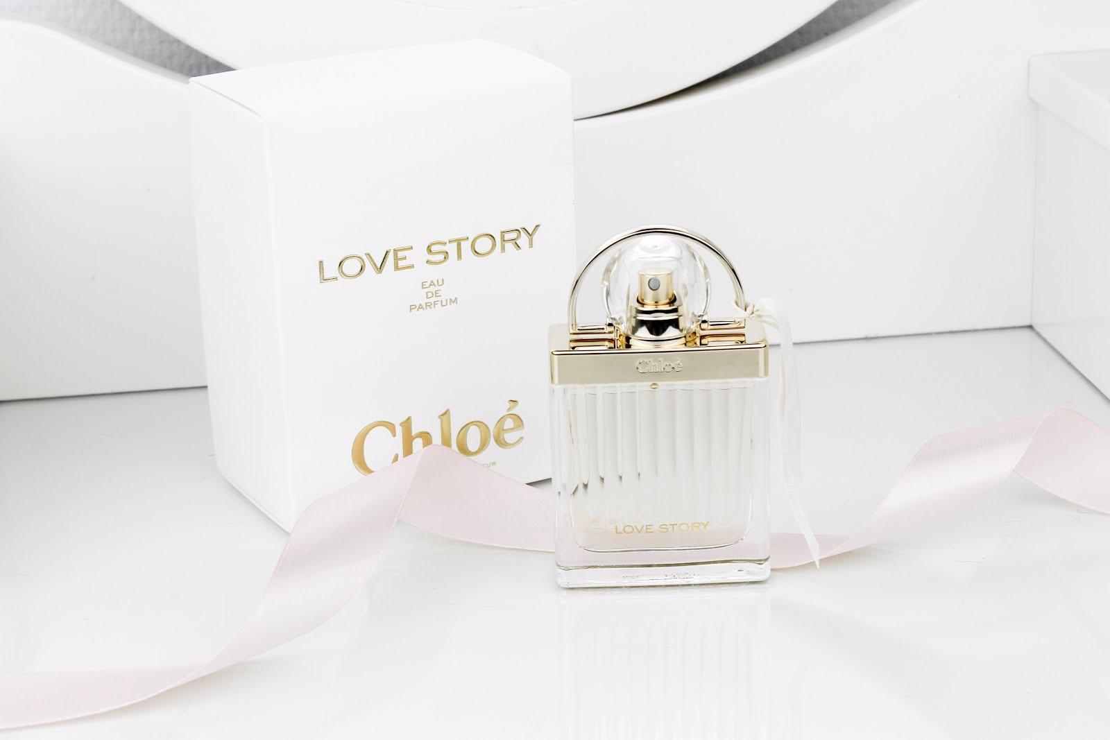 Chloé Love Story Eau De Parfum Elegantic