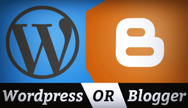 Blogger-Or-Wordpress