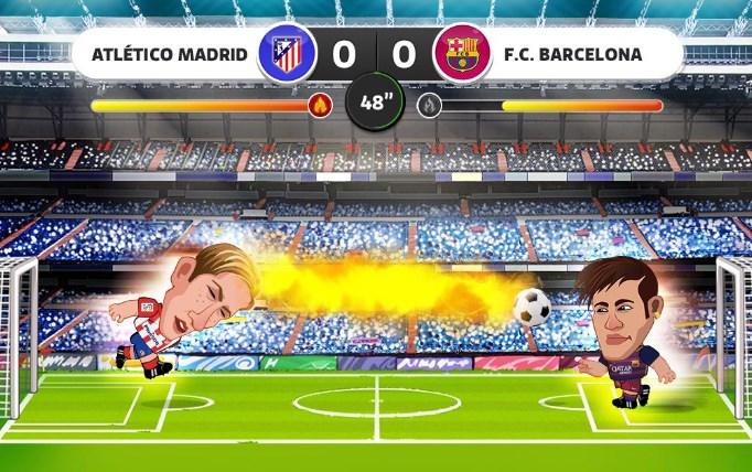 Download Head Soccer La Liga 2017 Mod Apk v3.1.0 ( Unlimited Money )