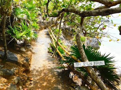 maintenance, zen path, #payabayresort, #payabay, paya bay resort, nature trails,