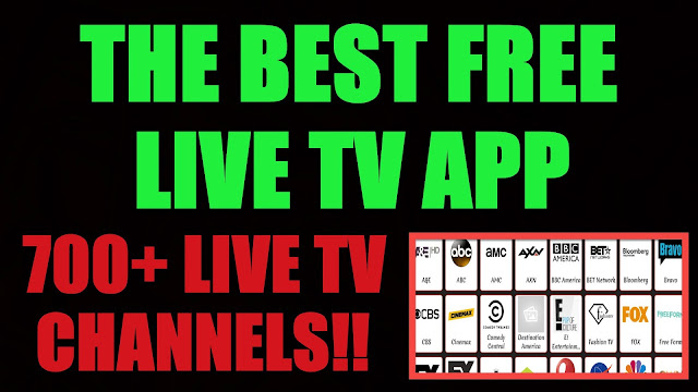 THE BEST FREE LIVE TV APP FOR ANDROID & WINDOWS - 700+ LIVE TV