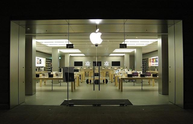 sampai sekarang apple store belum ada di indonesia
