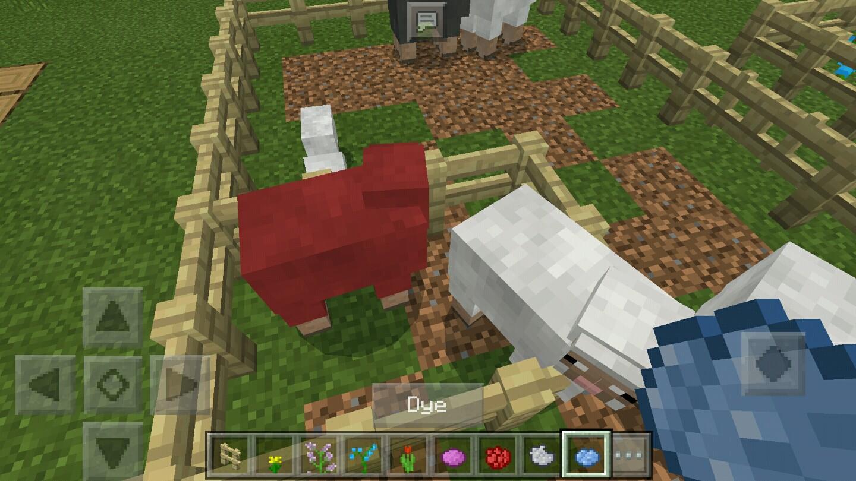 Cara Mewarnai Domba Di Minecraft Pe Ilham Fauzi