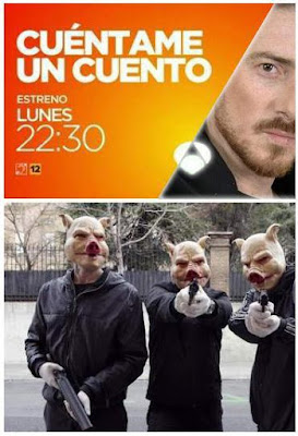 Cuéntame Un Cuento (TV) 2014 DVD R2 PAL Spanish