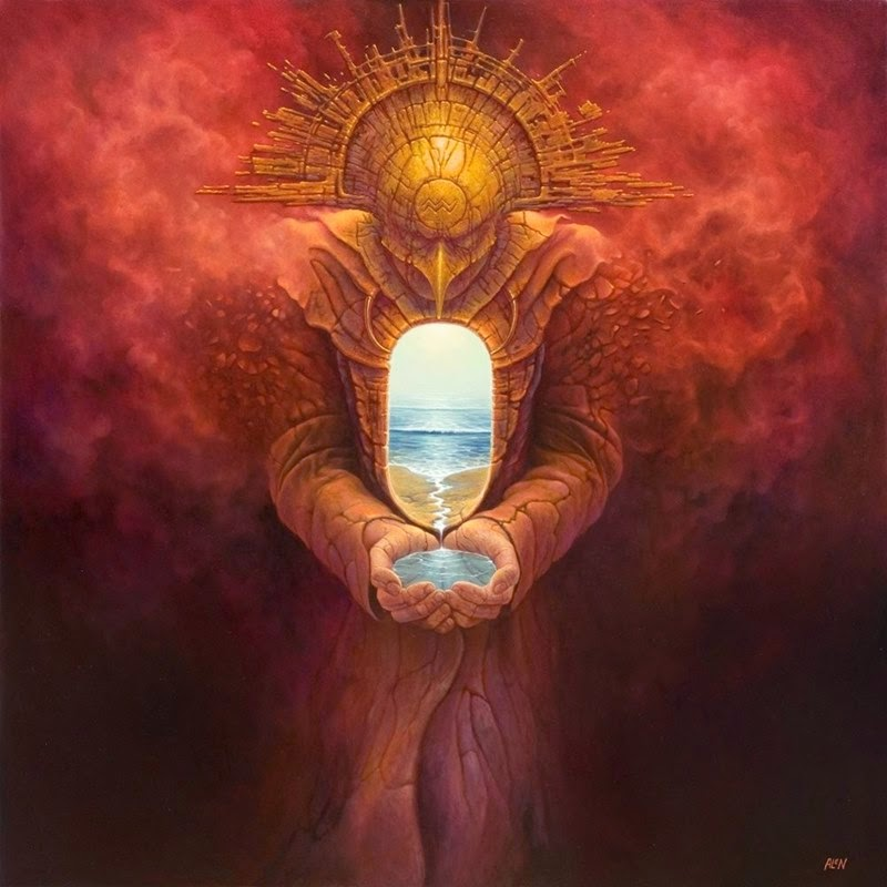 Magical Art by Tomasz Alen Kopera