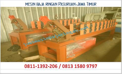 mesin baja ringan Pasuruan Jawa Timur