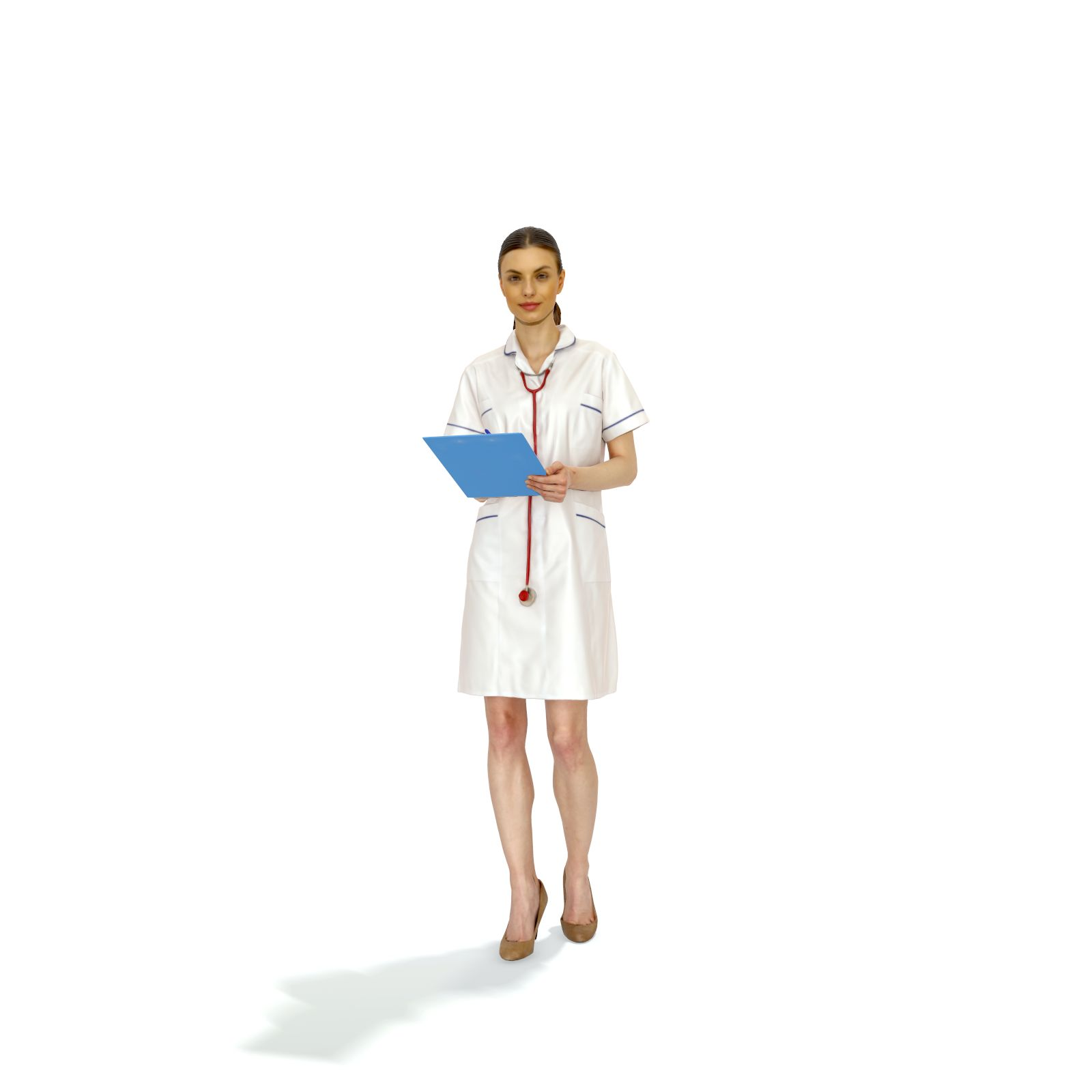 New Collection Health Care 3D People Metropoly in AXYZ Design
