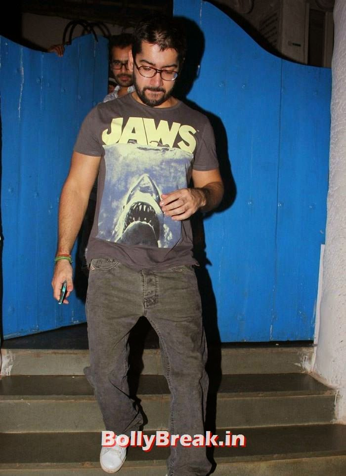 Rohit Dhawan, Varun, Yami, Shruti, Nargis Pics from Badlapur Movie Wrap up party