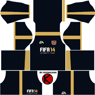 FIFA 14 Ultimate Team ( FUT 14 ) Legends Kits