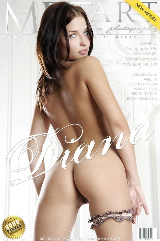 [Met-Art] Diana D - Full Photoset Pack 2007-2008 jav av image download