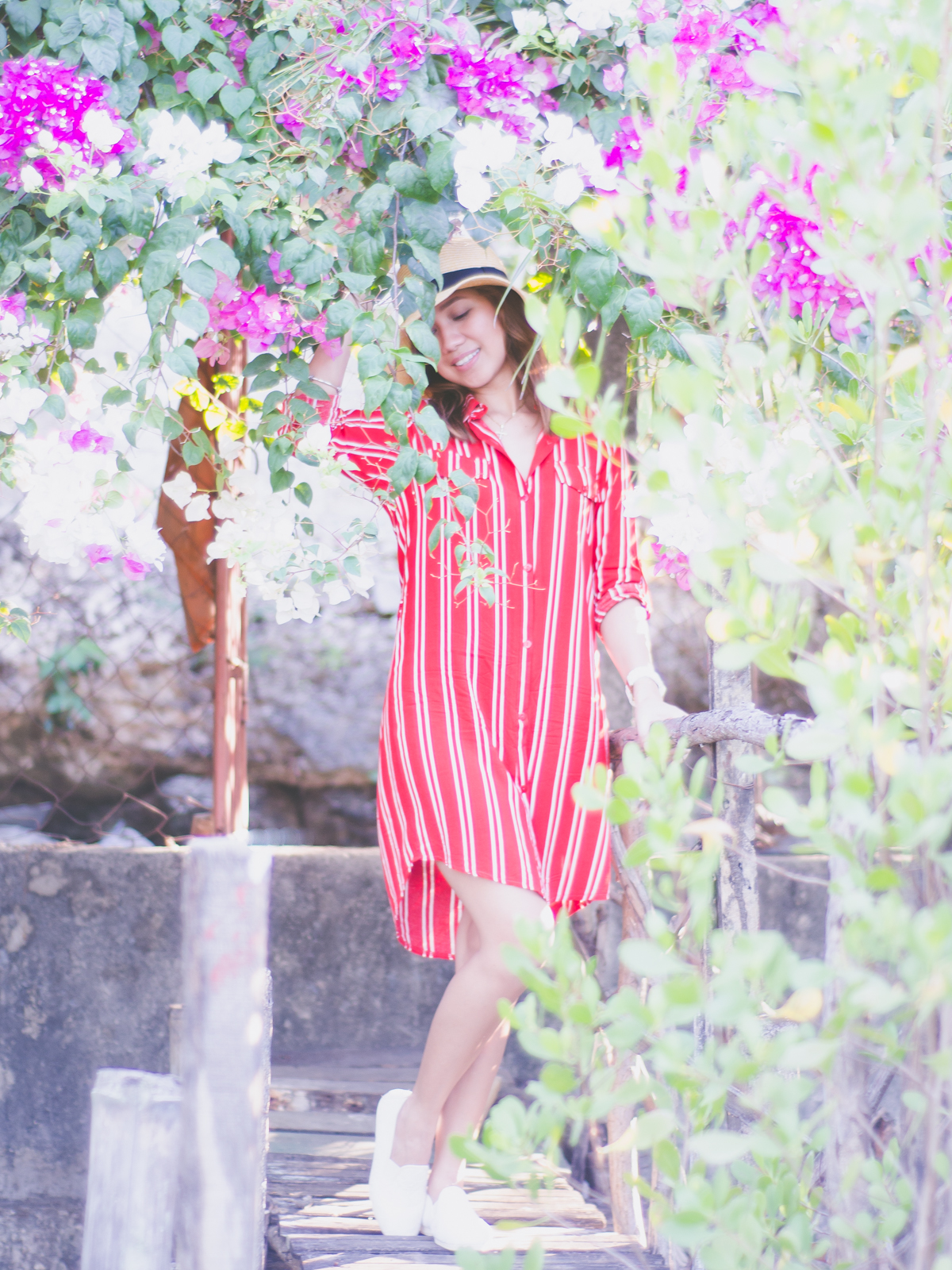 Cebu Fashion Blogger, Cebu Blogger, Cebu Beauty Blogger, Cebu Bloggers Society, Mommy Style, Mommy Outfit, Shirt Dress, How to wear a shirt dress, Tropical Dressing, Flossy, Plimsolls, We Are CFB, Cebu Fashion Bloggers Group, Asian, Blogger, Philippine Blogger