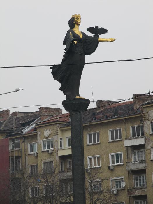 estatua de Sofia