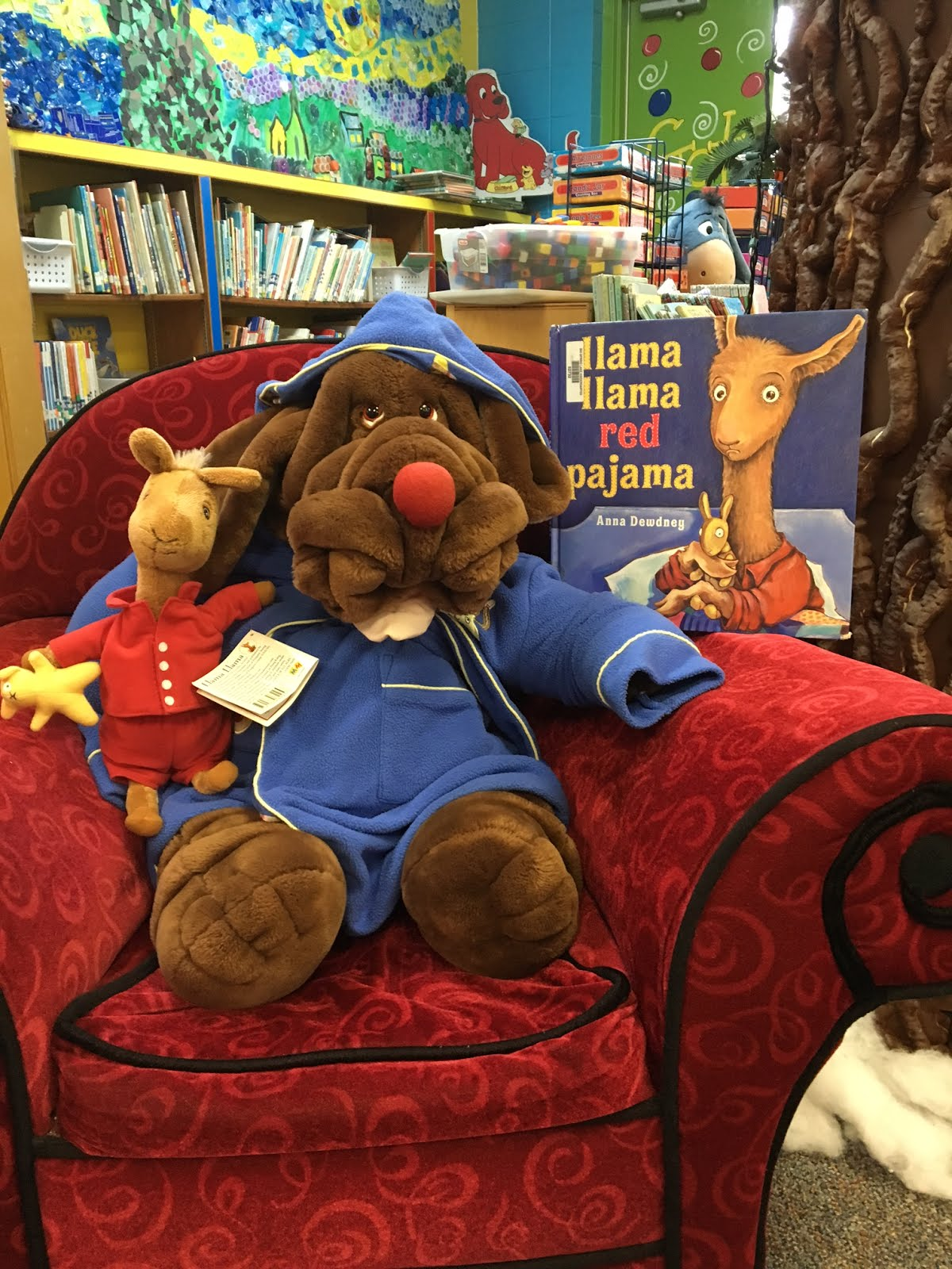Big Spring Lake Kindergarten Library Bedtime Stories And