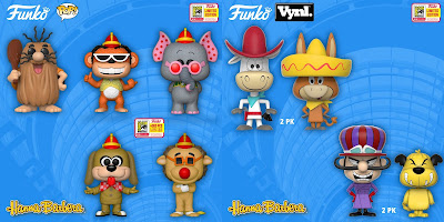 San Diego Comic-Con 2018 Exclusive Hanna-Barbera POP! & Vynl Vinyl Figures by Funko