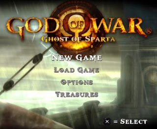 God of War Ghost Of Sparta Android PPSSPP ISO/CSO Full Version