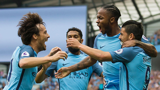 [Video] Cuplikan Gol Manchester City 3-1 West Ham (Liga Inggris)